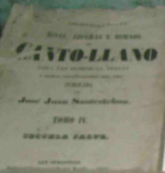 Canto-llano