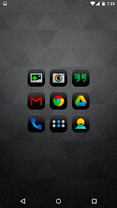 Viby - Icon Pack screenshot 0