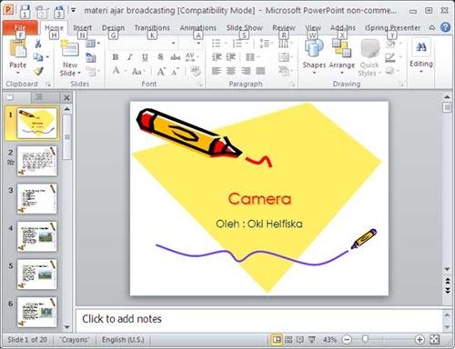 File Presentation