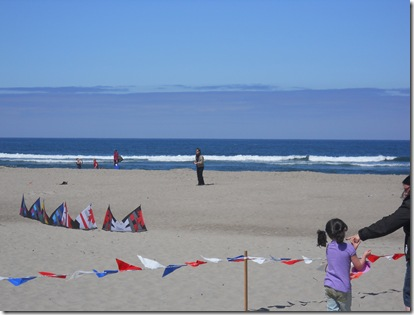 Connor Duran at the Lincoln City Kite Festival 2010