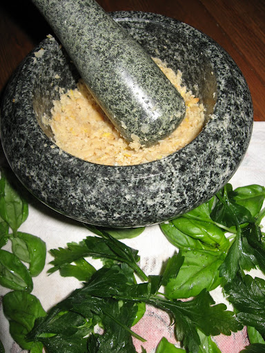 Pesto alla Valelese