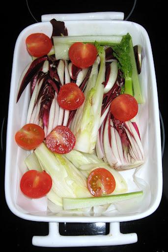 Gratinirana zelenjava