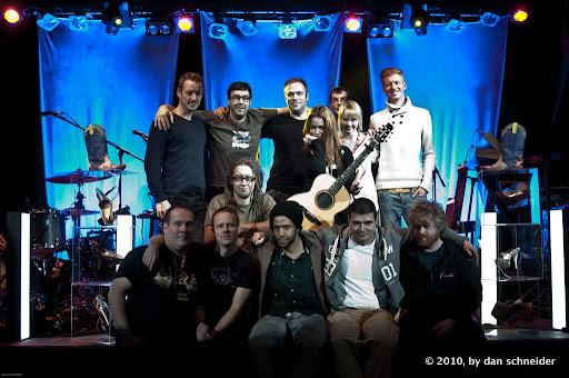 Aura Tour Album