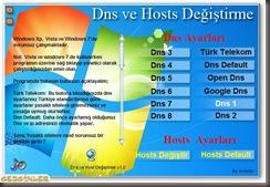 dns degiştirme programi download