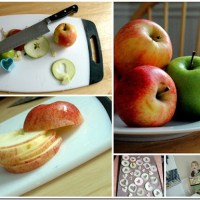 How to Make Homemade HEART Apple Chips