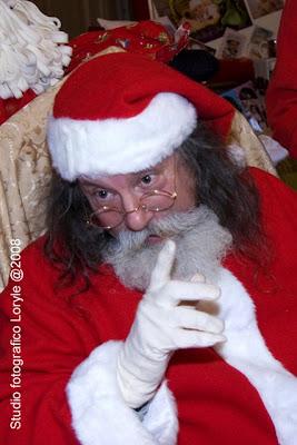 Babbo Natale di Asso