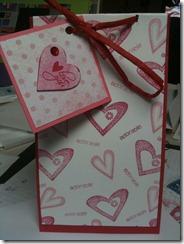 valentine bag