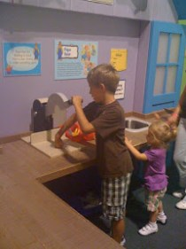 rochester museum science center