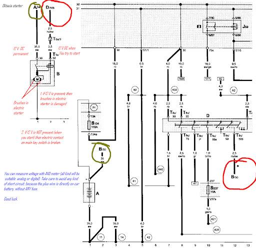 skoda octavia wiring diagram engine harley davidson trailer