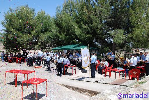 Banda Municipal de Música en Fuendetodos 2010