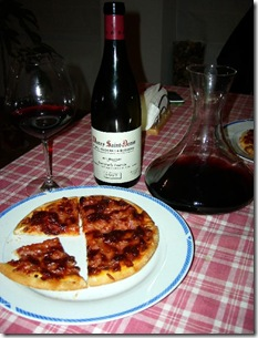 pizza y roumier