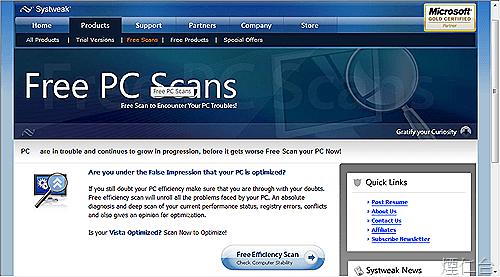Advanced Vista Optimizer 2008-1