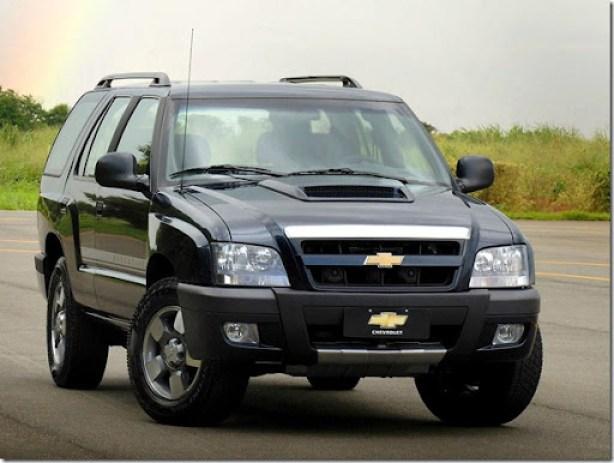 Chevrolet Blazer Executive 4x4 Turbo Diesel 2009