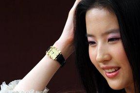 liu yifei height photos