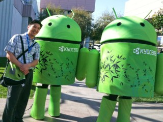 Androids :)