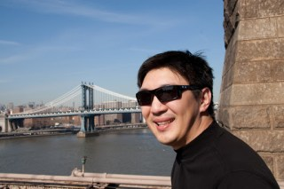 Min and Manhattan Bridge