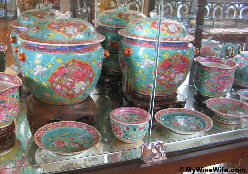 Kamcheng (Covered jars)