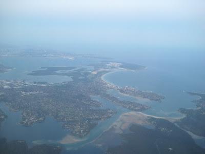 Arriving in Sydney