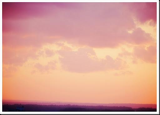 sunset fucshia