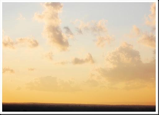sunset lemon