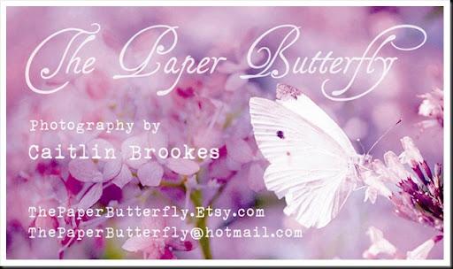Business Card Violet