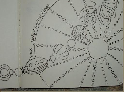 sketchbook project july four