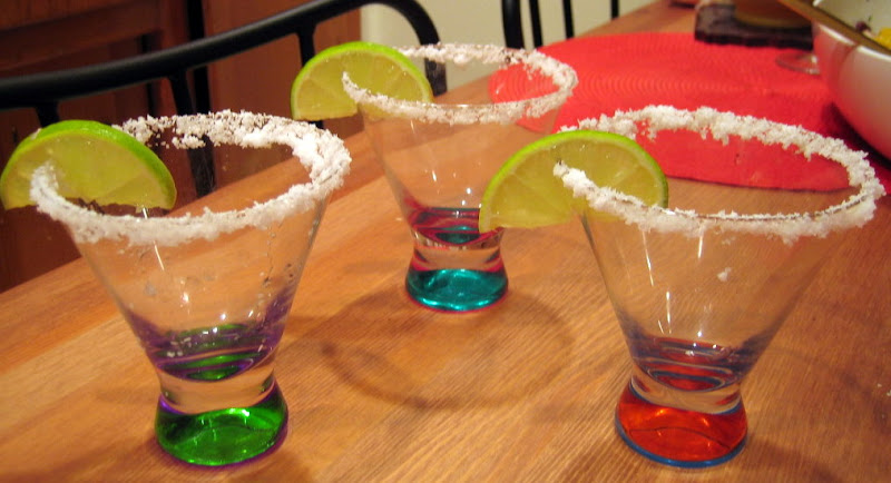 Garnish with a lime wedge, and voila!