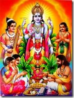Lord Satyanarayana Puja
