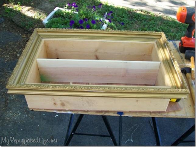 use painters caulk to fill gaps