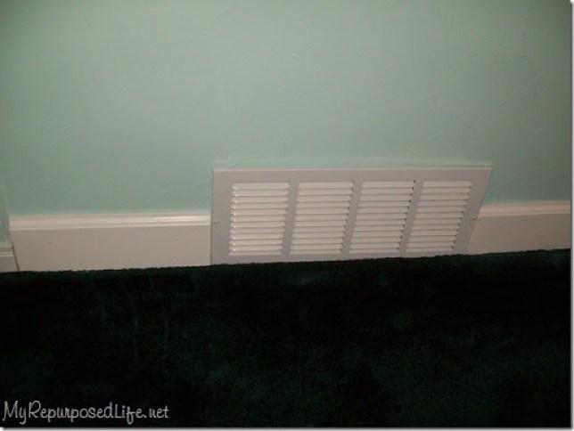 new white heat vent