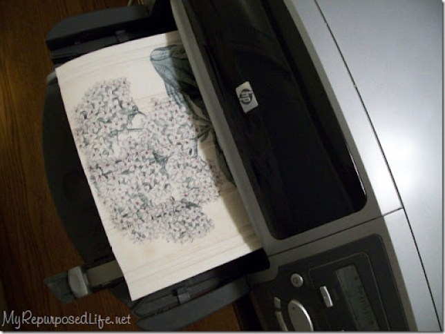 printing on beadboard wallpaper