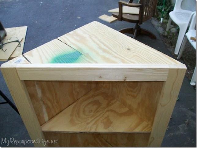 how to corner cabinet 4
