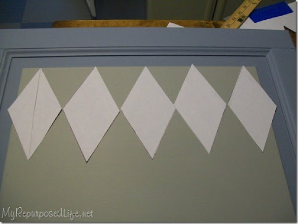 How To Harlequin Pattern 2