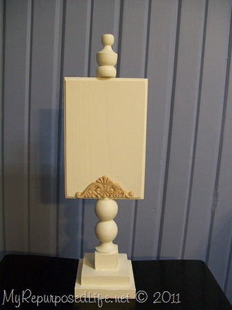 pedestal photo display
