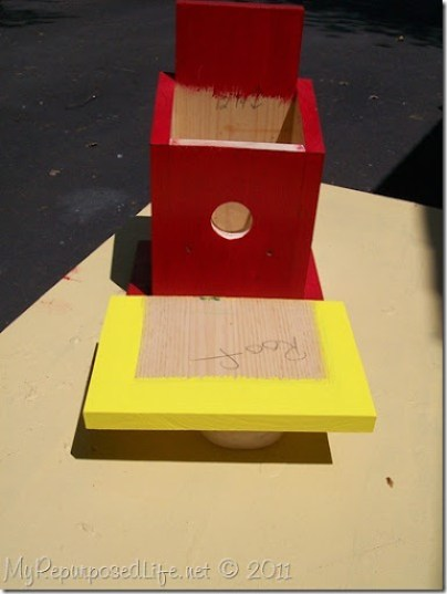 Easy DIY Birdhouse
