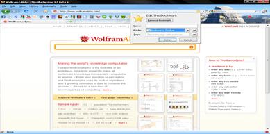 Bookmarks Toolbar