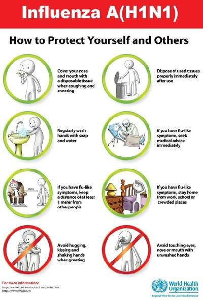 flu prevention method
