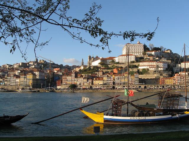 Porto river front