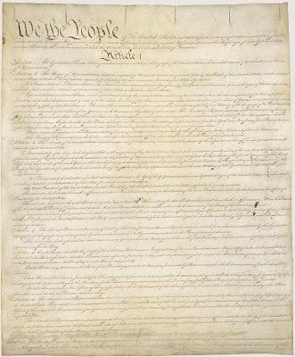 Guantanamo e tortura sono in contrasto con la Costituzione Americana.