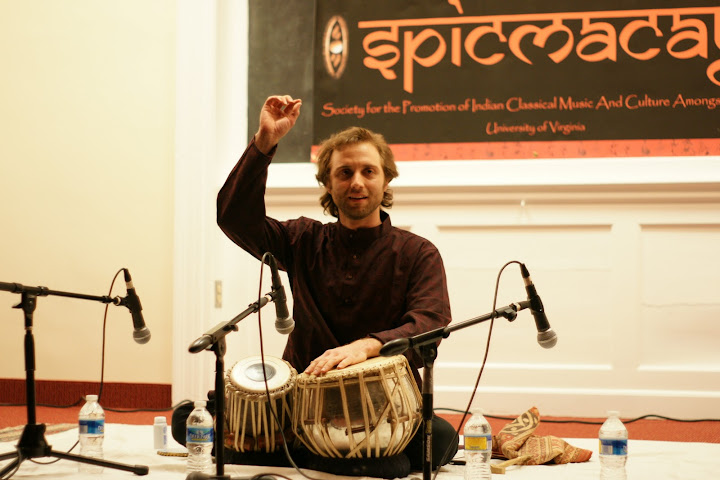 Tabla Player Loren Oppenheimer