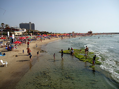 vacation in Israel