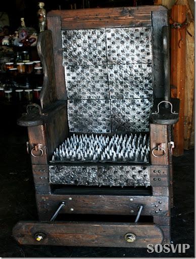 Cadeira Tortura
