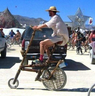 Sepeda Sepeda Unik di Dunia