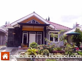 Villa Melati Kota Bunga Puncak
