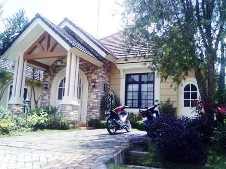 Villa Little Indian Kota Bunga Puncak