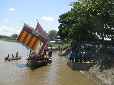 voyage of the balangay