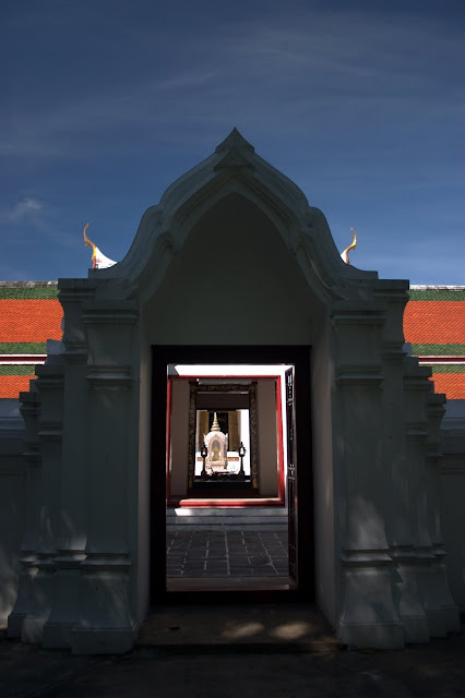 Wat Saket Bangkok, Thailand