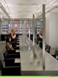 Hair style tips from Butterfly Studio Salon in NYC
