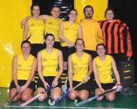 Siamo in finale nella serie B femminile indoor