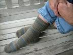 Time Lord Socks